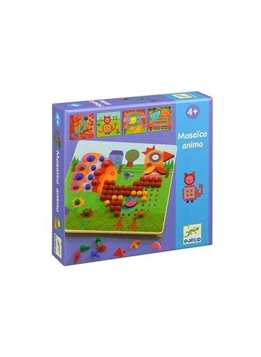 Djeco Djeco Mozaik Oyunu / Animo Pembe
